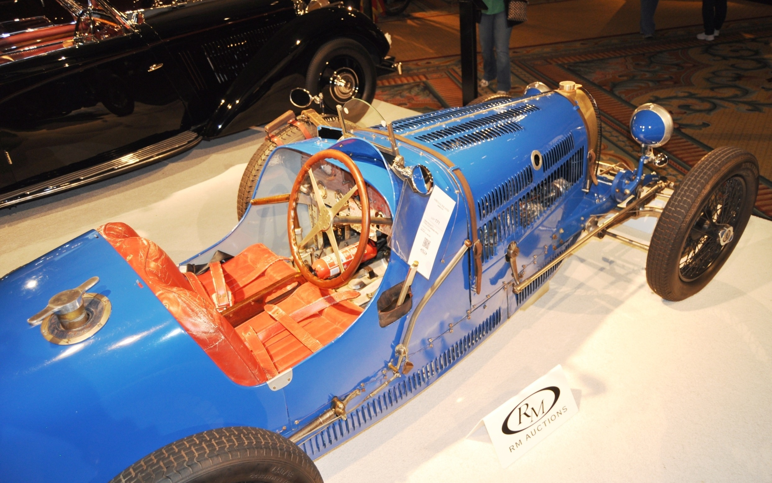 1928 Bugatti Type 37A Grand Prix Supercharged-- $962,000 at RM Auctions Amelia 2014 -- 45 Original Photos 24