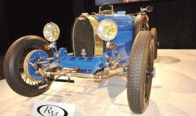 1928 Bugatti Type 37A Grand Prix Supercharged-- $962,000 at RM Auctions Amelia 2014 -- 45 Original Photos 42