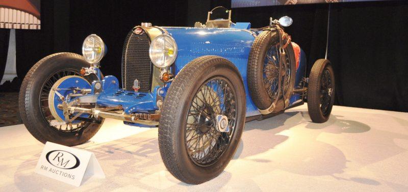 1928 Bugatti Type 37A Grand Prix Supercharged-- $962,000 at RM Auctions Amelia 2014 -- 45 Original Photos 6