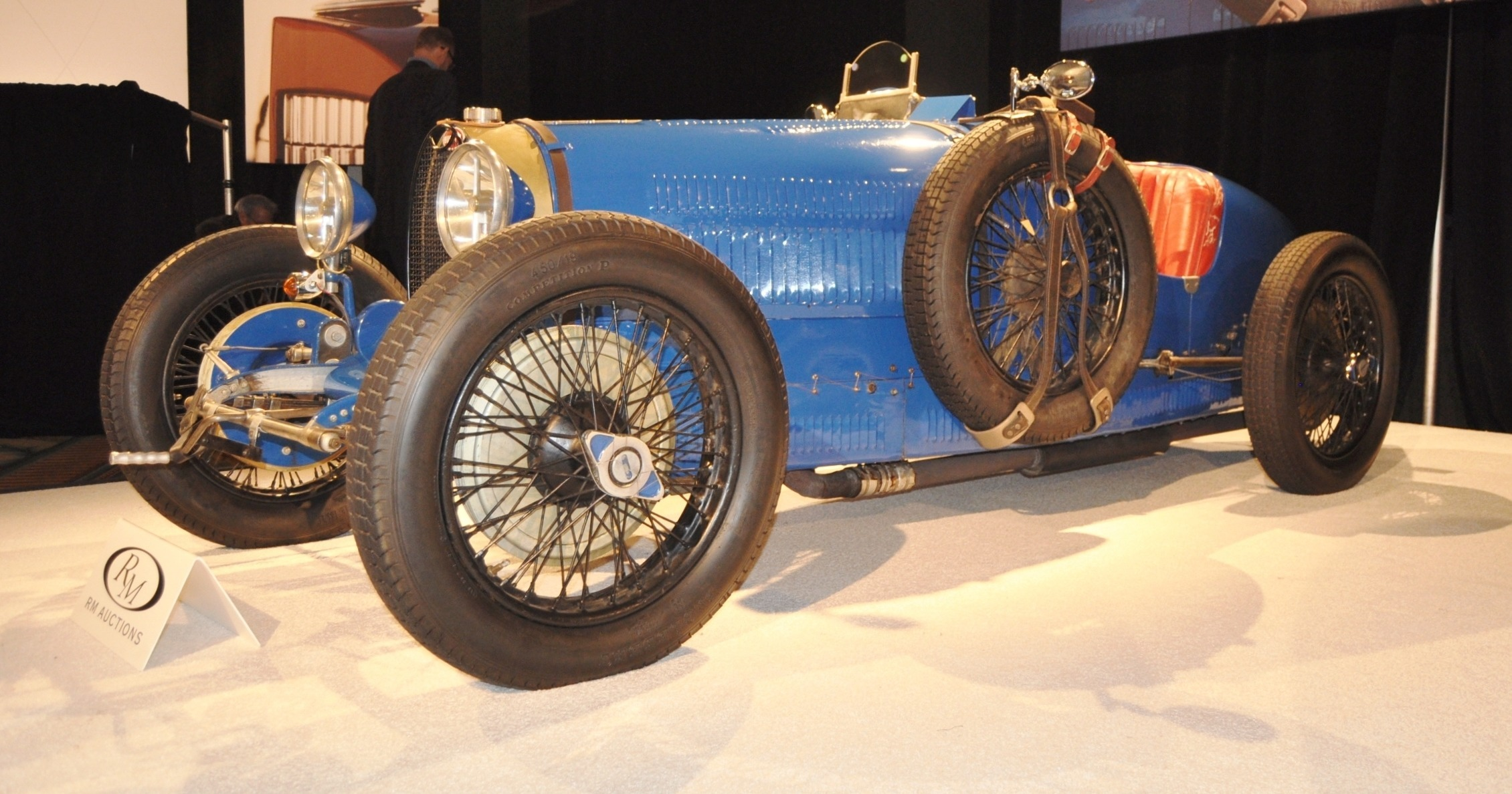 1928 Bugatti Type 37A Grand Prix Supercharged-- $962,000 at RM Auctions Amelia 2014 -- 45 Original Photos 7