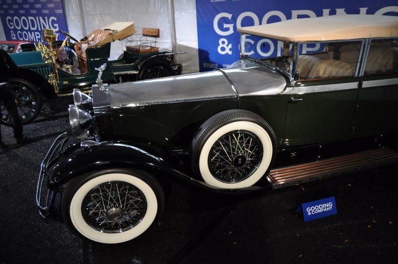 1929 Rolls-Royce PHANTOM I Newmarket 10