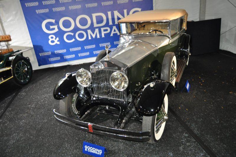1929 Rolls-Royce PHANTOM I Newmarket 12