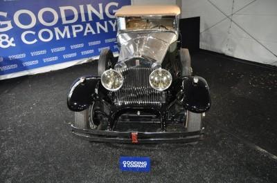 1929 Rolls-Royce PHANTOM I Newmarket 13
