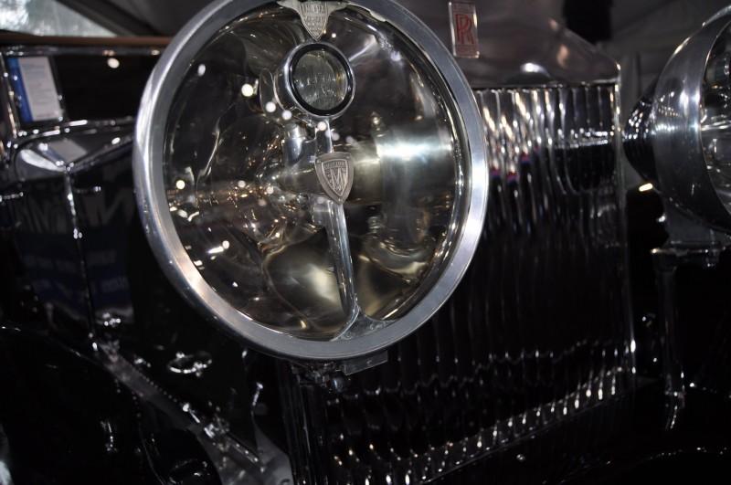 1929 Rolls-Royce PHANTOM I Newmarket 15