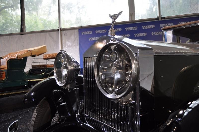 1929 Rolls-Royce PHANTOM I Newmarket 16
