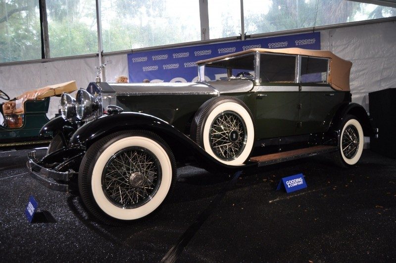 1929 Rolls-Royce PHANTOM I Newmarket 2