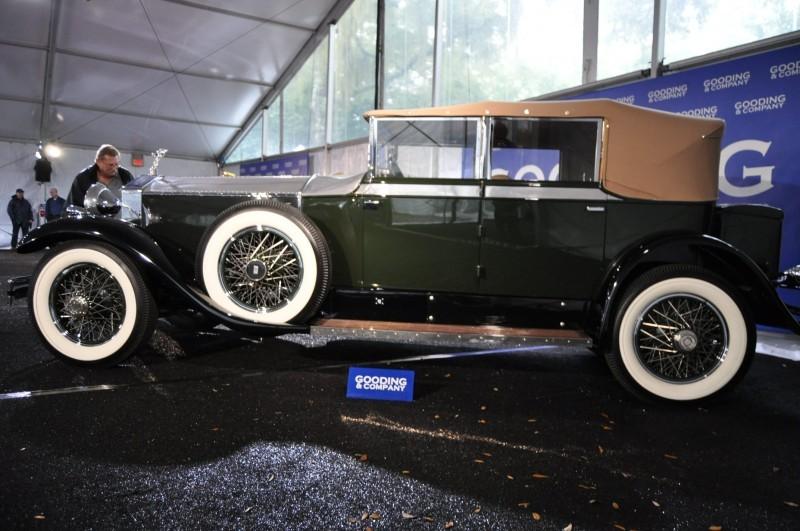 1929 Rolls-Royce PHANTOM I Newmarket 4
