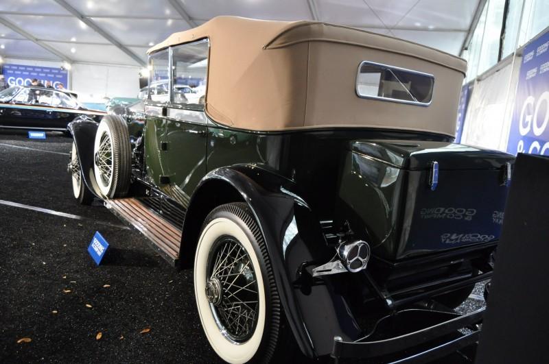 1929 Rolls-Royce PHANTOM I Newmarket 5