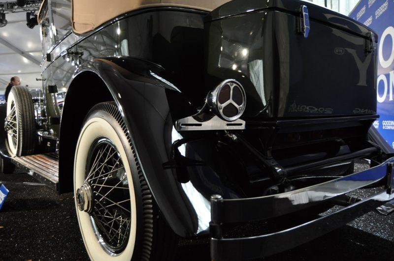 1929 Rolls-Royce PHANTOM I Newmarket 6