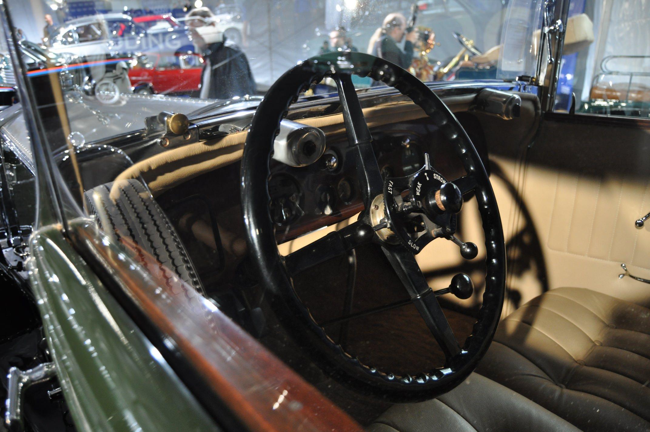 Pre War Rolls Royce Showcase Phantom Ii Henley Roadster