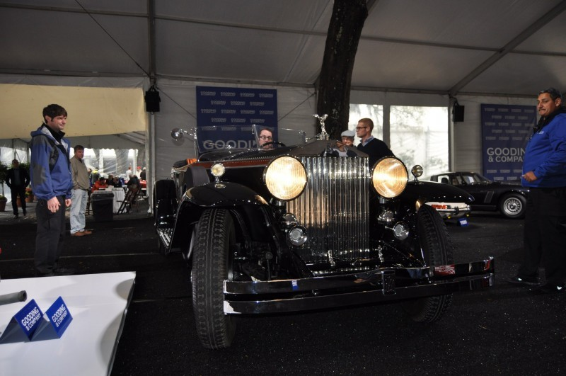 1933 Rolls-Royce Phantom II Henley Roadster 1