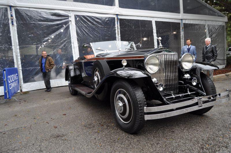 1933 Rolls-Royce Phantom II Henley Roadster 13