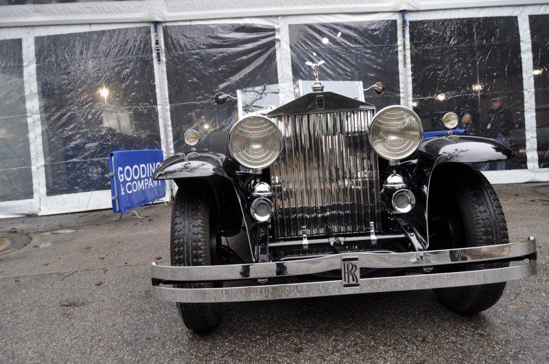 1933 Rolls-Royce Phantom II Henley Roadster 15