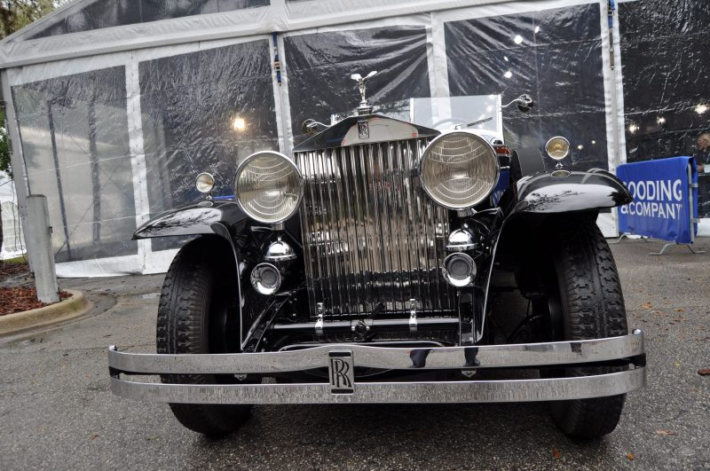 1933 Rolls-Royce Phantom II Henley Roadster 16