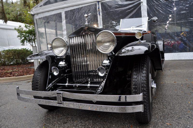 1933 Rolls-Royce Phantom II Henley Roadster 17