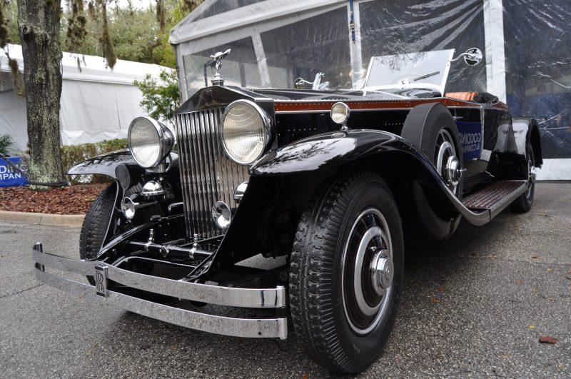 1933 Rolls-Royce Phantom II Henley Roadster 18