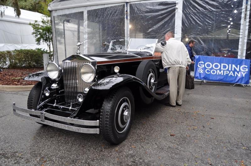 1933 Rolls-Royce Phantom II Henley Roadster 19