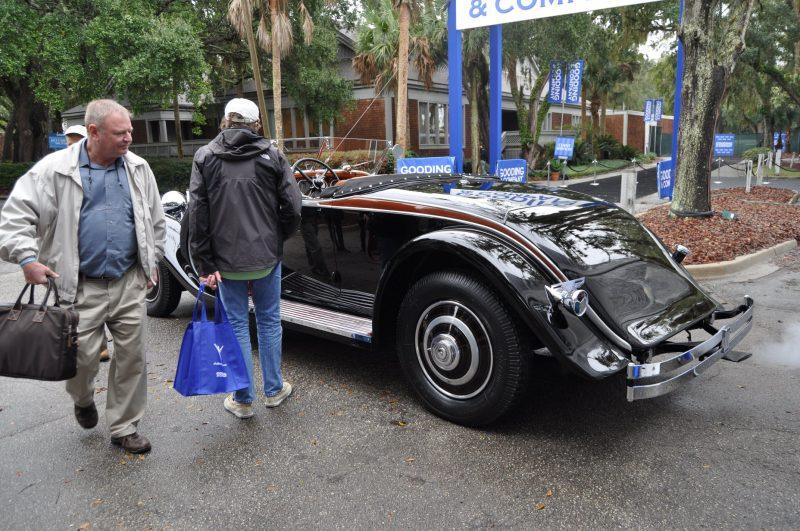 1933 Rolls-Royce Phantom II Henley Roadster 21