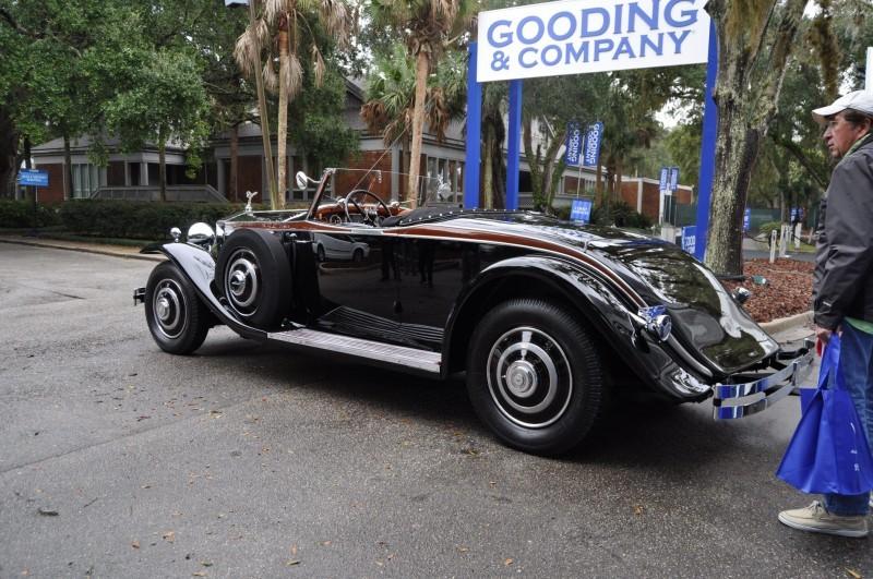 1933 Rolls-Royce Phantom II Henley Roadster 22