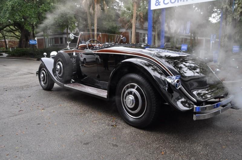 1933 Rolls-Royce Phantom II Henley Roadster 23