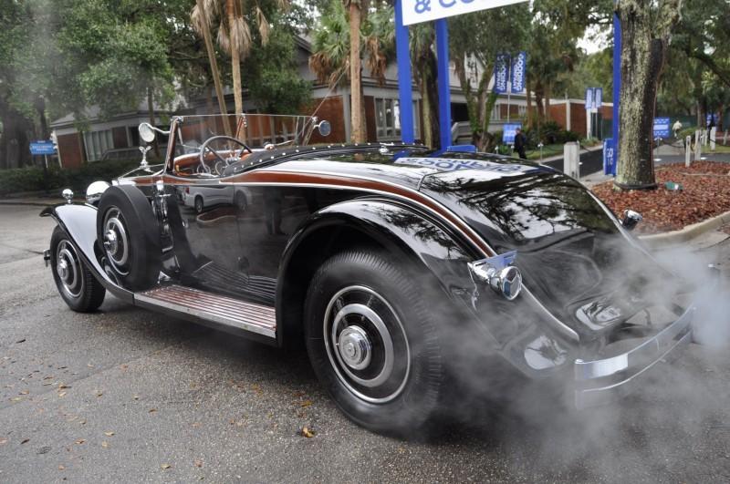 1933 Rolls-Royce Phantom II Henley Roadster 25