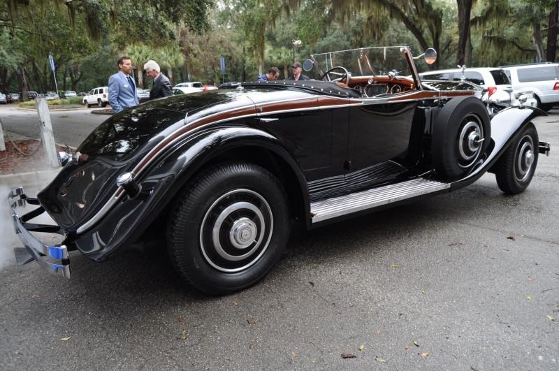 1933 Rolls-Royce Phantom II Henley Roadster 27