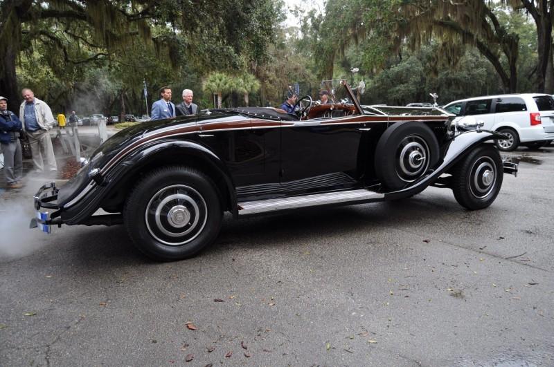 1933 Rolls-Royce Phantom II Henley Roadster 28