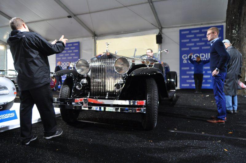 1933 Rolls-Royce Phantom II Henley Roadster 3