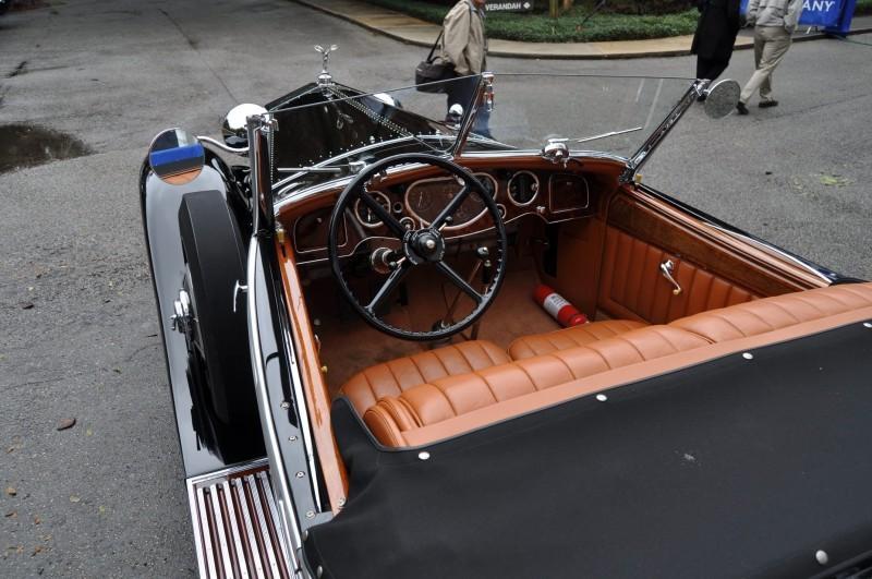 1933 Rolls-Royce Phantom II Henley Roadster 30