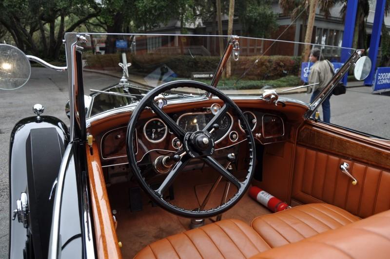 1933 Rolls-Royce Phantom II Henley Roadster 31