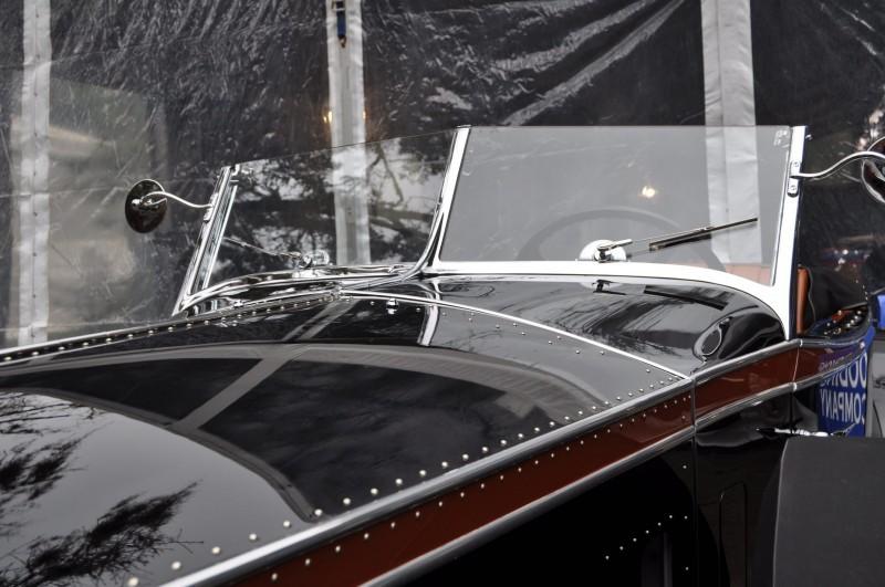 1933 Rolls-Royce Phantom II Henley Roadster 33
