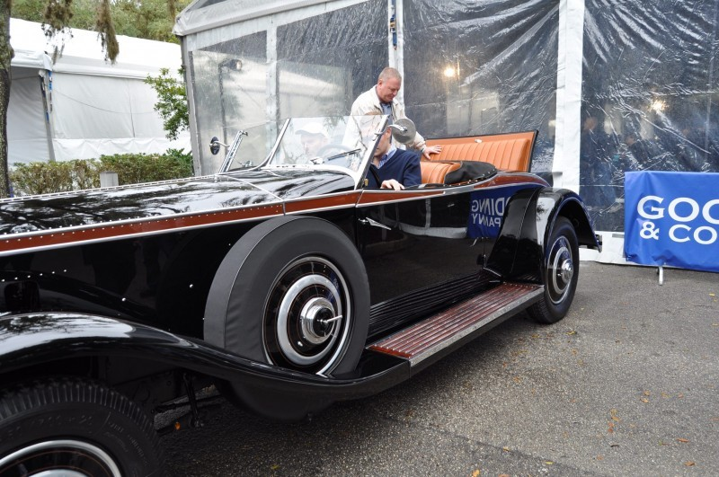 1933 Rolls-Royce Phantom II Henley Roadster 38
