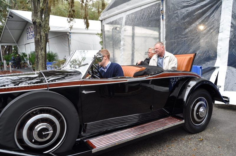 1933 Rolls-Royce Phantom II Henley Roadster 39