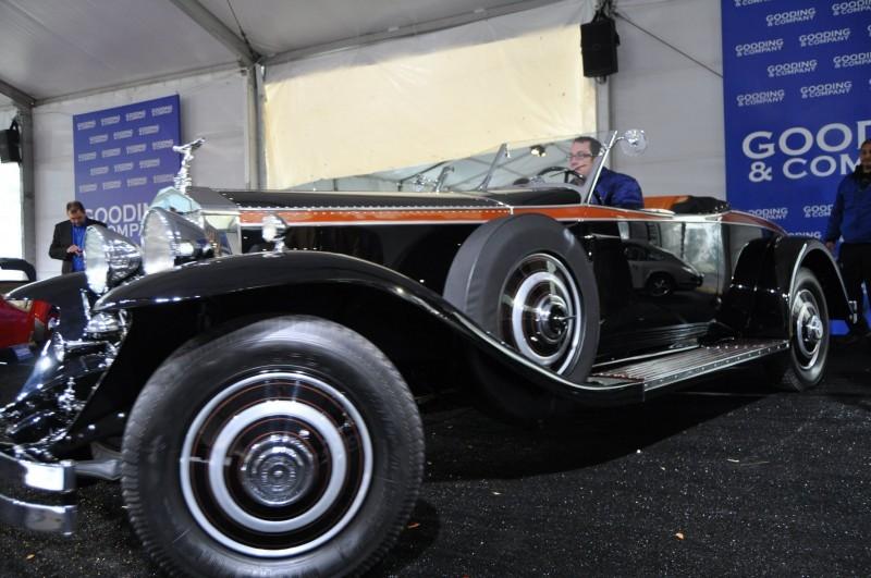 1933 Rolls-Royce Phantom II Henley Roadster 4
