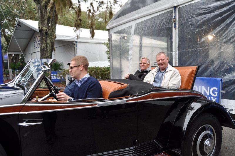 1933 Rolls-Royce Phantom II Henley Roadster 40