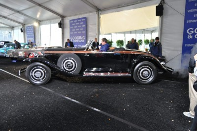 1933 Rolls-Royce Phantom II Henley Roadster 6