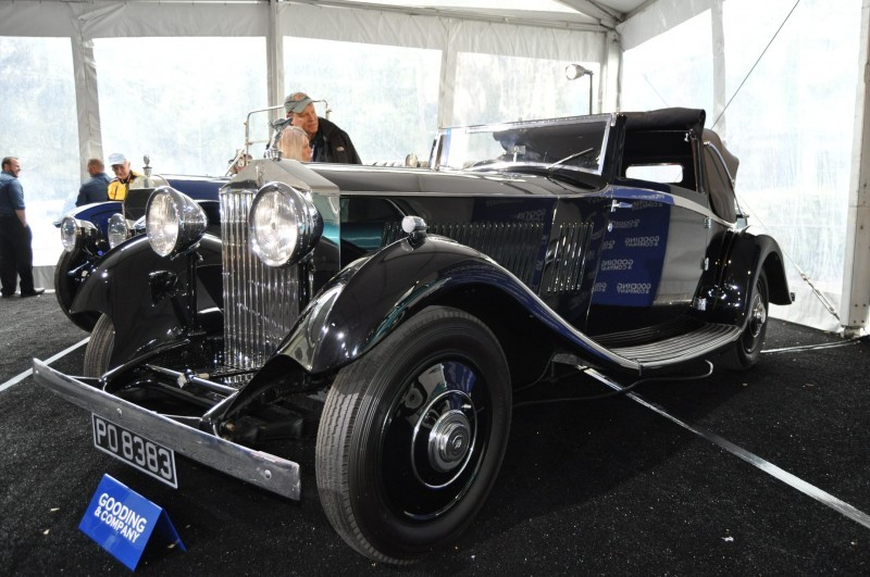 1933 Rolls-Royce Three-Position Drophead Coupe 2