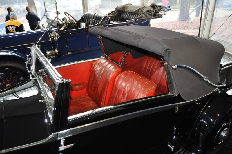 1933 Rolls-Royce Three-Position Drophead Coupe 5