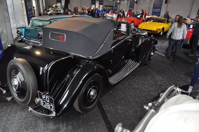 1933 Rolls-Royce Three-Position Drophead Coupe 7