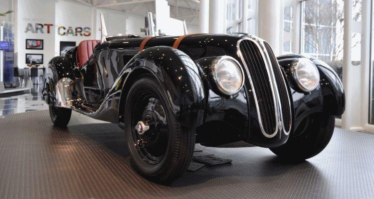 1937 BMW 328 GIF header