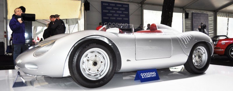 1959 Porsche 718 RSK Spyder -- Gooding 2014 $3.3M -- 59 Original, High-Res Photos 11