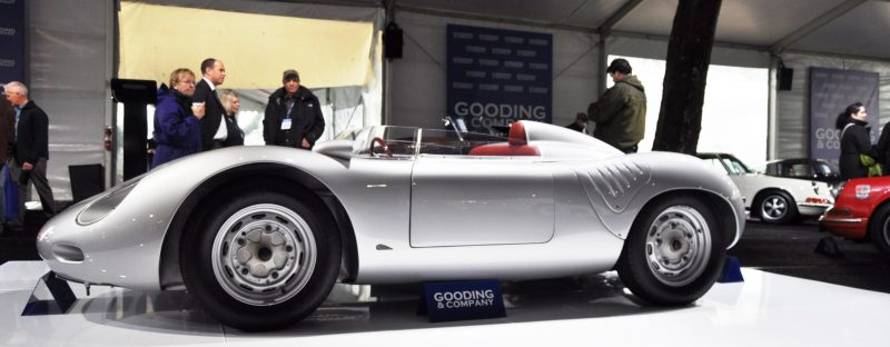 1959 Porsche 718 RSK Spyder -- Gooding 2014 $3.3M -- 59 Original, High-Res Photos 13