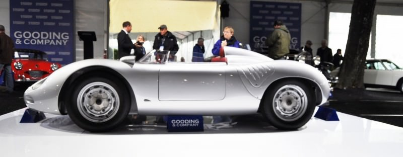 1959 Porsche 718 RSK Spyder -- Gooding 2014 $3.3M -- 59 Original, High-Res Photos 14
