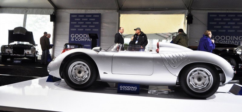 1959 Porsche 718 RSK Spyder -- Gooding 2014 $3.3M -- 59 Original, High-Res Photos 15