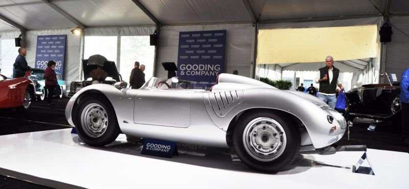 1959 Porsche 718 RSK Spyder -- Gooding 2014 $3.3M -- 59 Original, High-Res Photos 17
