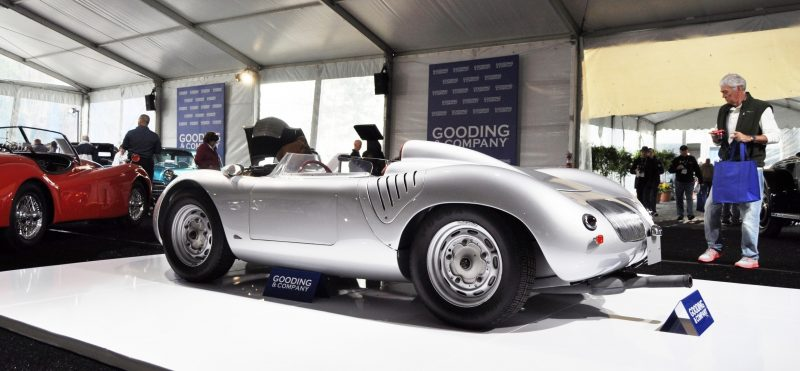 1959 Porsche 718 RSK Spyder -- Gooding 2014 $3.3M -- 59 Original, High-Res Photos 18