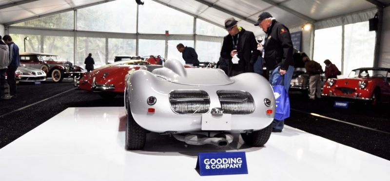 1959 Porsche 718 RSK Spyder -- Gooding 2014 $3.3M -- 59 Original, High-Res Photos 22