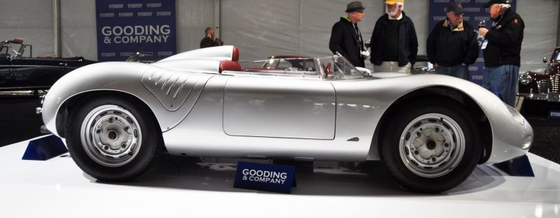 1959 Porsche 718 RSK Spyder -- Gooding 2014 $3.3M -- 59 Original, High-Res Photos 30