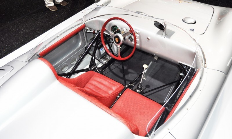 1959 Porsche 718 RSK Spyder -- Gooding 2014 $3.3M -- 59 Original, High-Res Photos 33