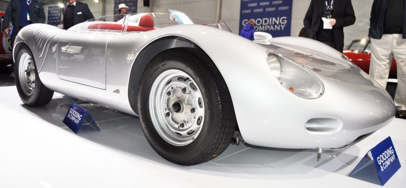 1959 Porsche 718 RSK Spyder -- Gooding 2014 $3.3M -- 59 Original, High-Res Photos 36